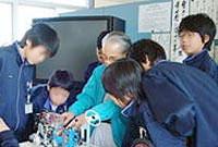中学生 職場体験学習