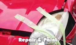 キズ・へこみなどの修理・板金・塗装